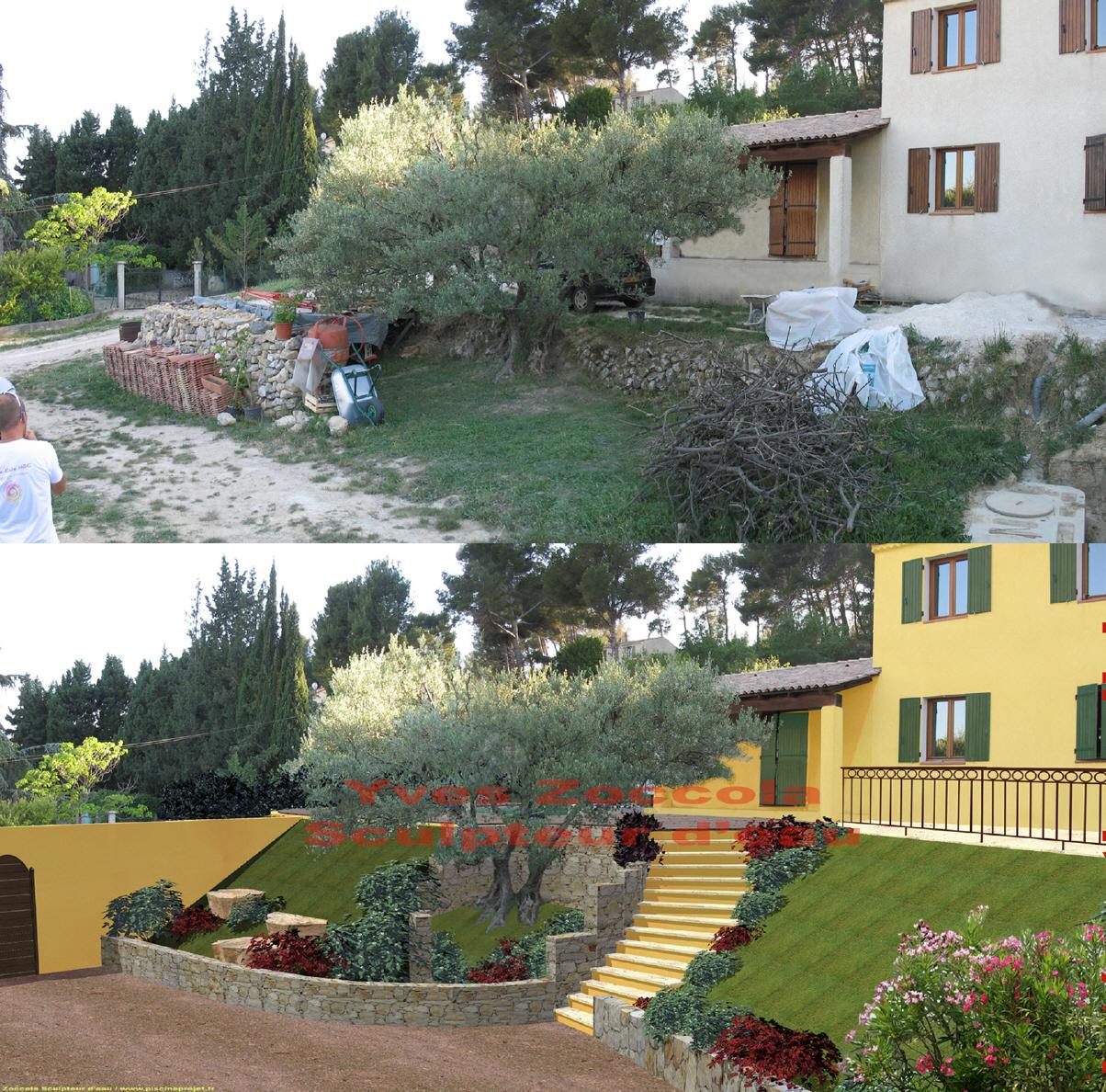 Relooking piscine architecte piscine d coration piscine for Architecte jardin